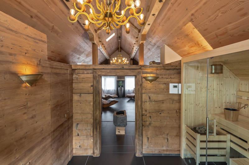 Wellnesswochenende in der Schweiz im Appenzell - Boutique Hotel Bären Gonten - Spa