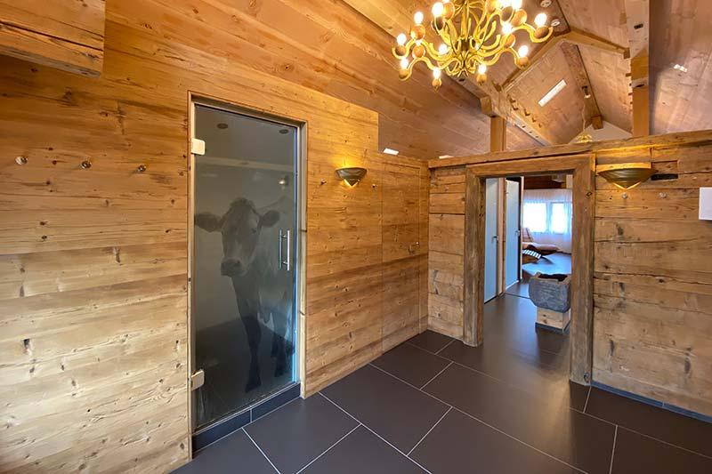 Dampfbad - Boutique Hotel Bären Gonten, Wellness